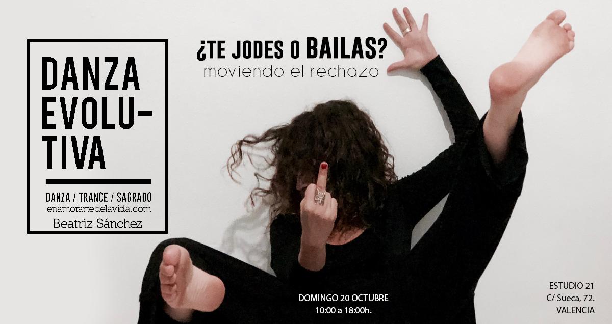 TE JODES O BAILAS 1
